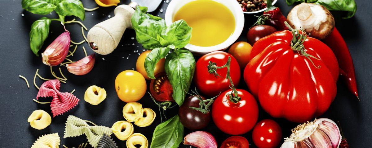 Mediterranean-Style Diet for a Happier, Bigger Brain