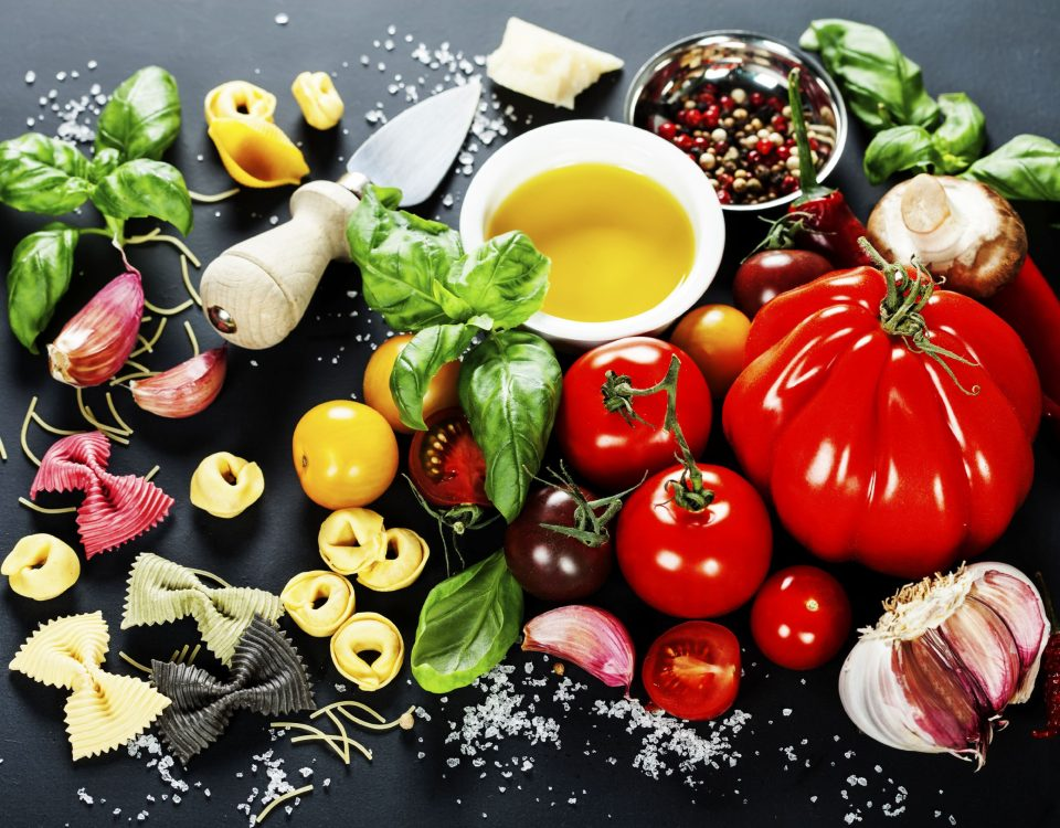 Mediterranean-Style Diet for a Happier, Bigger Brain