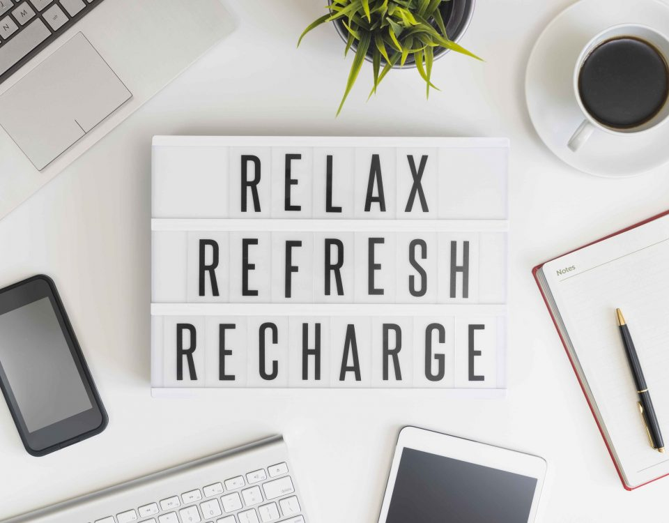 Relax+Refresh+Recharge